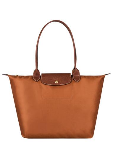 Longchamp Le pliage Hobo bag Brown
