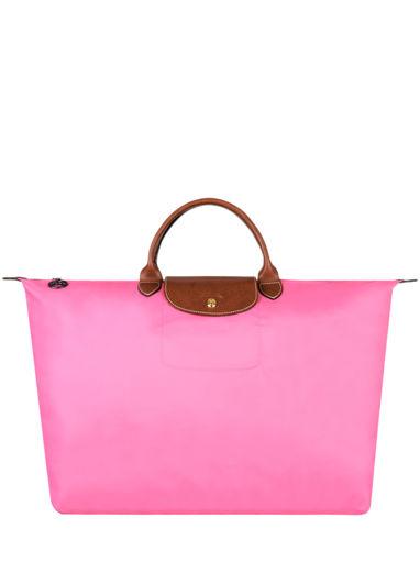 Longchamp Le pliage Travel bag Pink