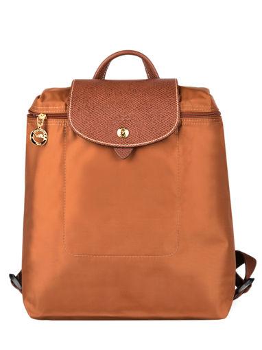 Longchamp Le pliage Backpack Brown