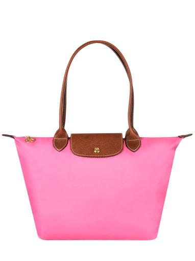 Longchamp Le pliage Hobo bag Pink