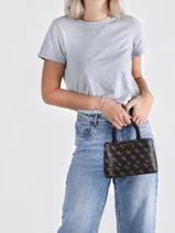Crossbody Bag Cordella Guess cordella QB837777-vue-porte