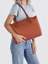 Shopper Downtown Guess downtown VB838523-vue-porte