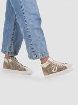 Sneakers strike mid cut-NO NAME-vue-porte