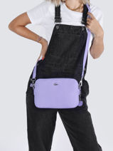 Shoulder Bag Daily Classic Lacoste daily classic NF2771DC-vue-porte