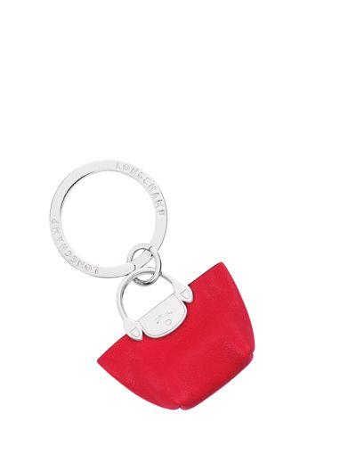 Longchamp Le pliage cuir Porte clés