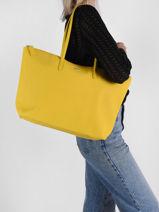 Shoulder Bag L.12.12 Concept Lacoste l.12.12 concept 17WAYPGK-vue-porte