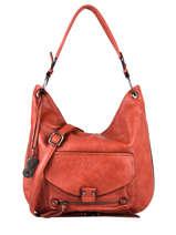 Shoulder Bag Agnes Miniprix Red agnes MD8232