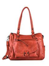 Agnes Shoulder Bag Miniprix Red agnes MD9072