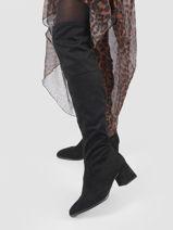 Knee boots with heel-TAMARIS-vue-porte