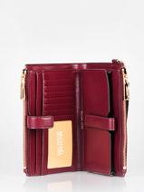 Leather Wallet New Hamilton Michael kors money pieces F9GAFW4L-vue-porte