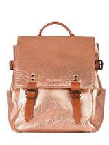 Backpack Paul marius Gold vintage AUDACIEU