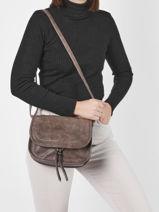 Crossbody Bag Adele Miniprix Gold adele MD5352-vue-porte