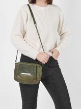Shoulder Bag Cebbie Pieces cebbie 17117512-vue-porte