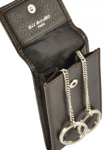 Key Holder Leather Gil holsters Brown attitude g917031-vue-porte