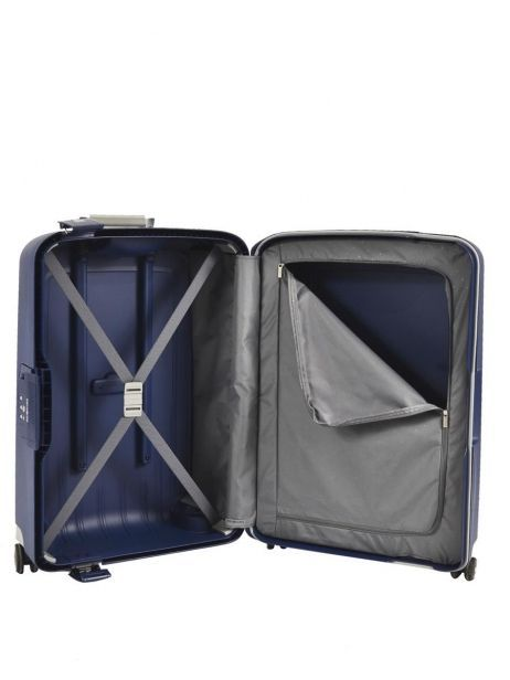 Hardside Luggage S'cure Samsonite Black s'cure 10U002 other view 8