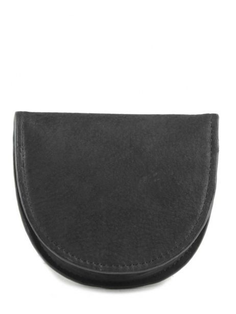 Purse Leather Spirit Black affaires B5741 other view 1