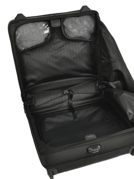 Porte-habits Tumi Noir alpha DH22036 vue secondaire 6