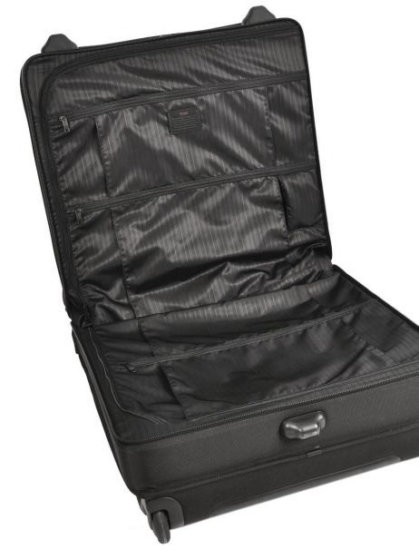 Porte-habits Tumi Noir alpha DH22036 vue secondaire 8