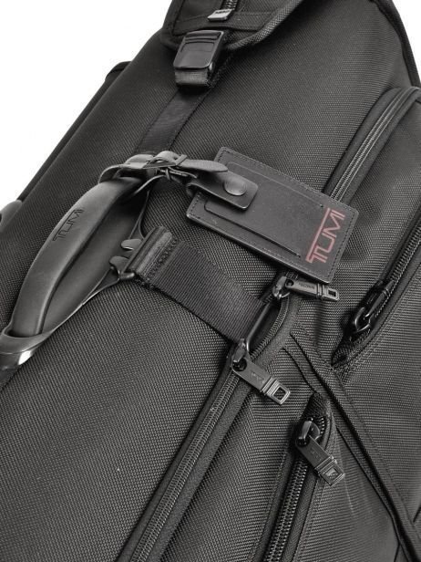 Porte-habits Tumi Noir alpha DH22036 vue secondaire 2
