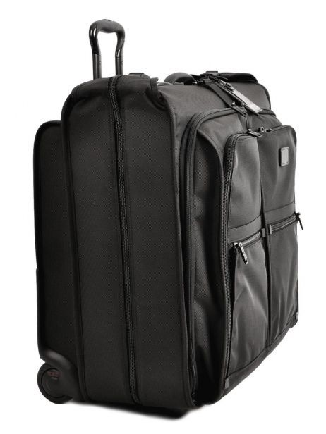 Porte-habits Tumi Noir alpha DH22036 vue secondaire 4
