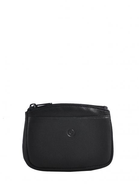 Purse Leather Francinel Black bruges 67946