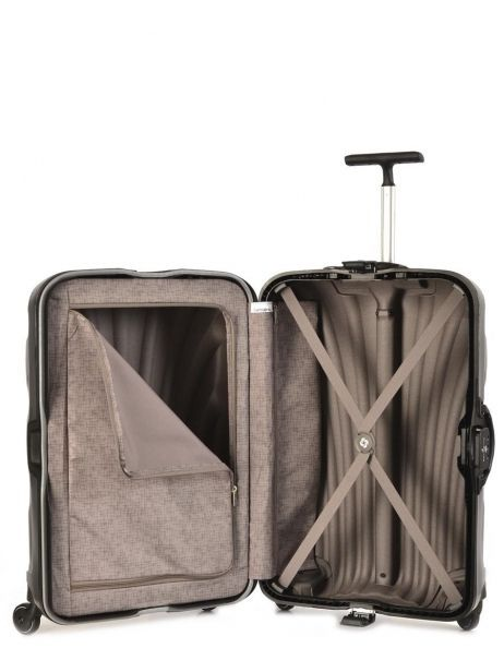 Valise Rigide Lite Locked Samsonite Gris lite locked 1V002 vue secondaire 7