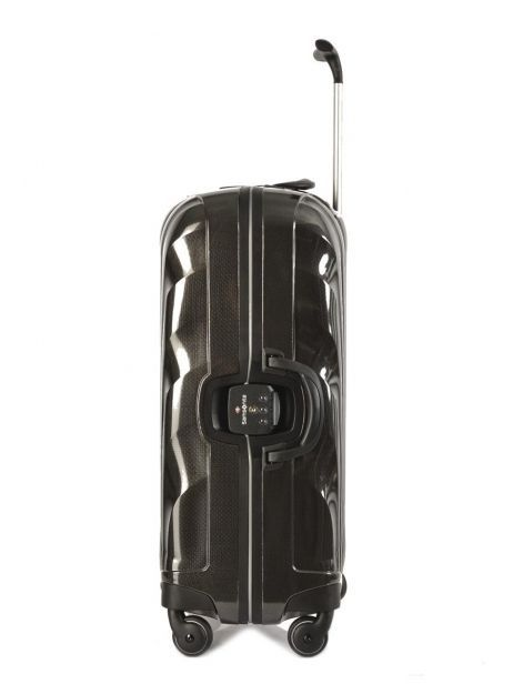 Valise Rigide Lite Locked Samsonite Gris lite locked 1V002 vue secondaire 3