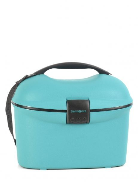 Beauty Case Rigide Samsonite Bleu cabin collection V85002