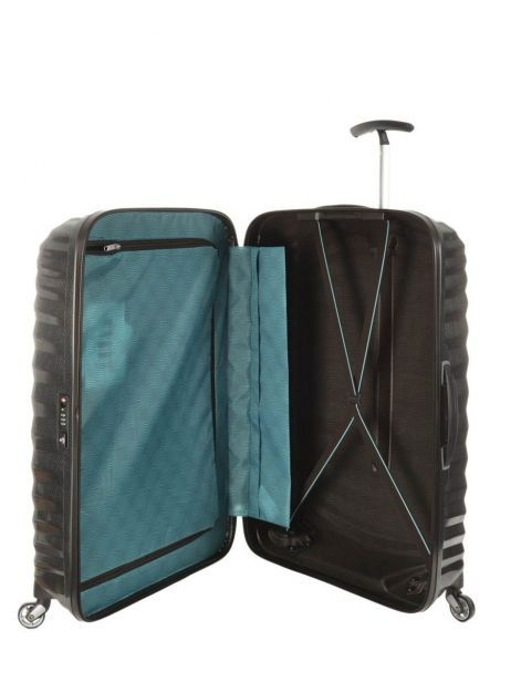 Valise Rigide Lite-shock Samsonite Noir lite-shock 98V002 vue secondaire 6