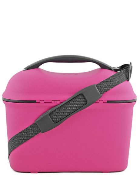 Beauty Case Hardside Samsonite Pink cabin collection V85002 other view 4