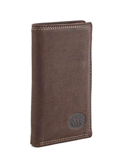 Wallet Leather Francinel Brown 47988 other view 1