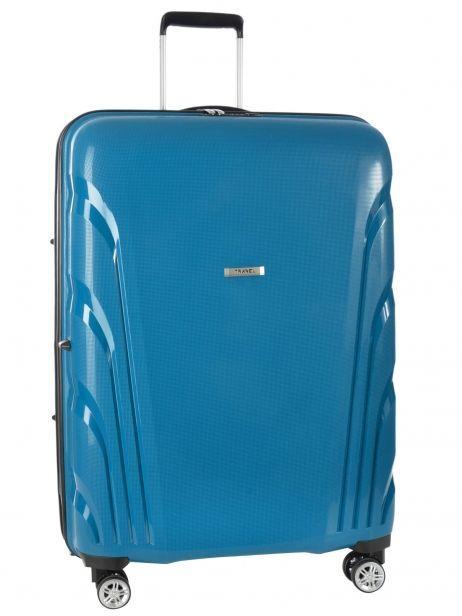 Valise Rigide New York Travel Bleu new york TC28