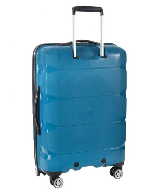 Valise Rigide New York Travel Bleu new york TC28 vue secondaire 5