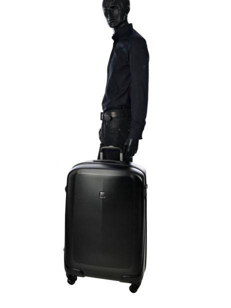 Valise Rigide Manhattan Etrier Noir manhattan PC082-L vue secondaire 4