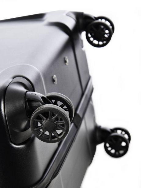 Valise Rigide Manhattan Etrier Noir manhattan PC082-L vue secondaire 3