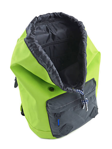 Backpack 1 Compartment + 15'' Pc Superdry Green backpack U91006CN other view 6