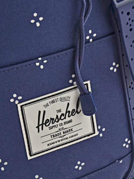Sac à Dos 1 Compartiment + Pc 15'' Herschel Bleu classics 10066 vue secondaire 1