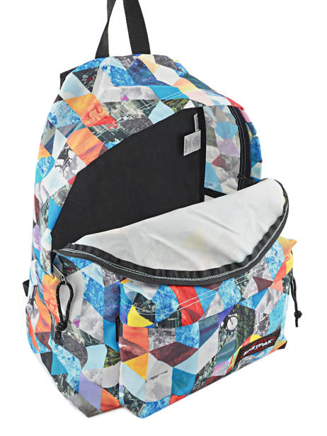 Sac à Dos 1 Compartiment A4 Eastpak Multicolore pbg PBGK620 vue secondaire 6