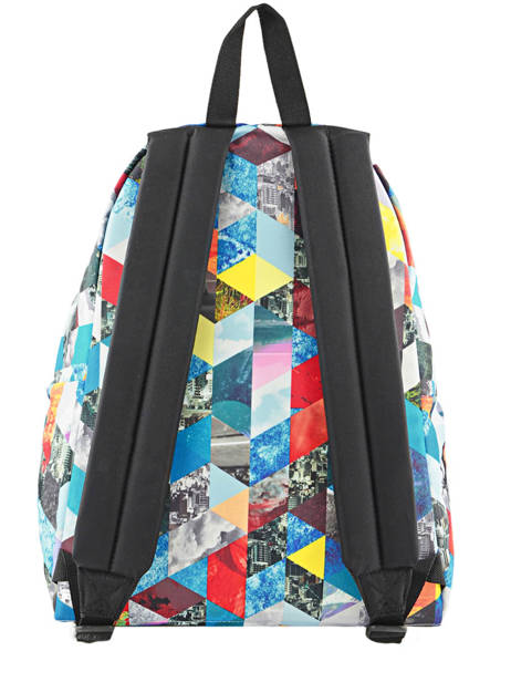 Sac à Dos 1 Compartiment A4 Eastpak Multicolore pbg PBGK620 vue secondaire 4