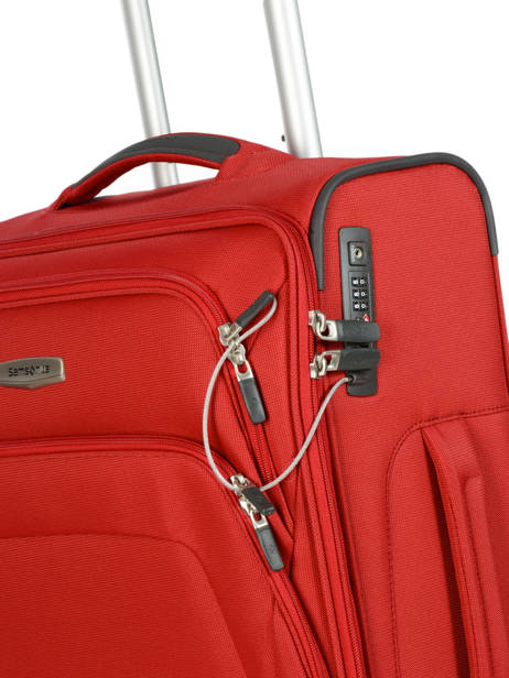 Softside Luggage Spark Sng Samsonite Red spark sng 65N007 other view 1