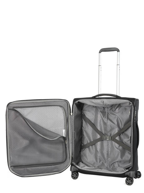 Cabin Luggage Samsonite Black spark sng 65N006 other view 4
