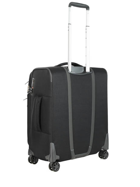 Cabin Luggage Samsonite Black spark sng 65N006 other view 3