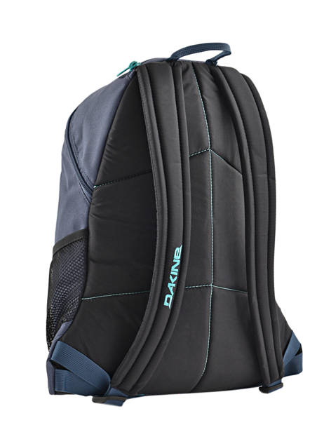 Backpack 1 Compartment Dakine Blue girl packs 8130060W other view 3