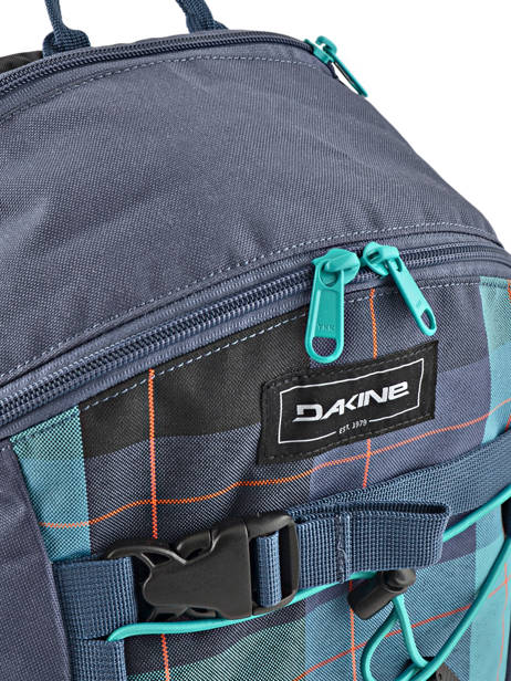 Backpack 1 Compartment Dakine Blue girl packs 8130060W other view 1