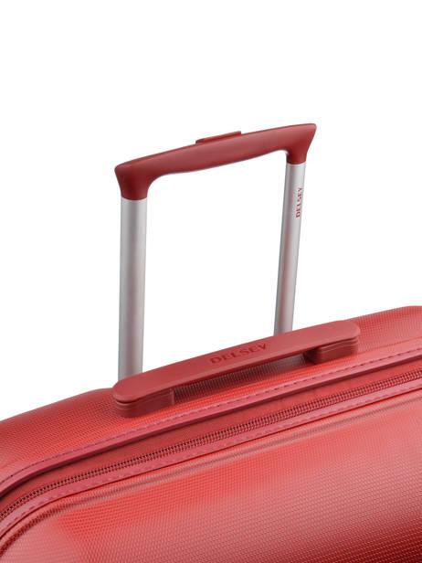 Valise Rigide Helium Classic 2 Delsey Rouge helium classic 2 3801820 vue secondaire 2