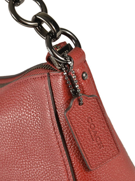 Shoulder Bag Coach Red chelsea 58036 other view 1