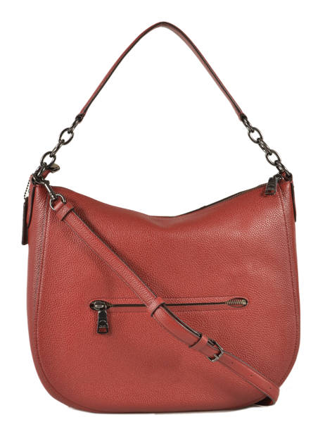 Shoulder Bag Coach Red chelsea 58036 other view 3