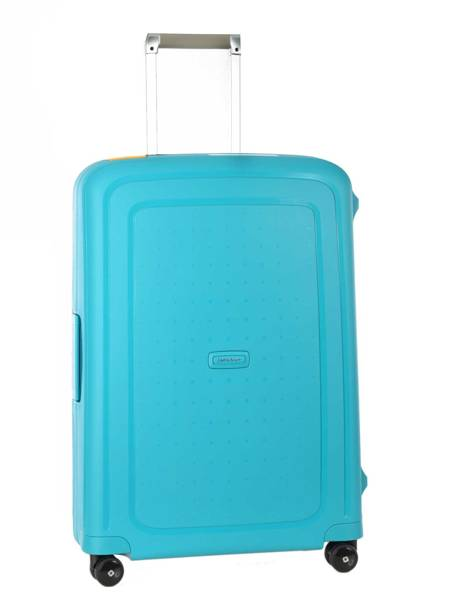 Valise Rigide S'cure Samsonite Bleu s'cure 10U001