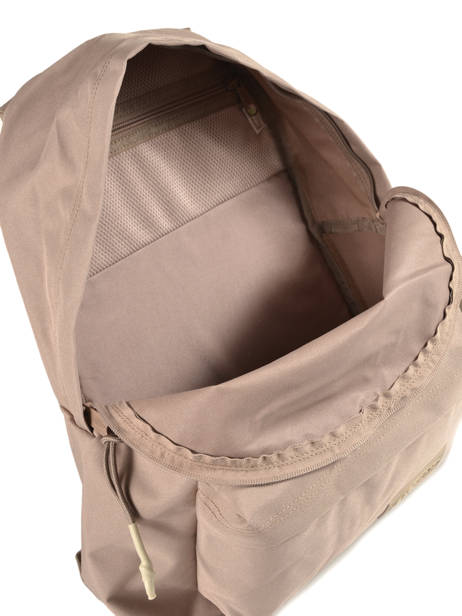 Backpack 1 Compartment A4 Eastpak Beige pbg authentic PBGK620 other view 4