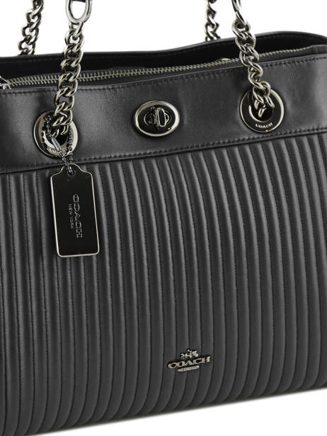 Shopper Edie Leather Coach edie 22751 other view 1